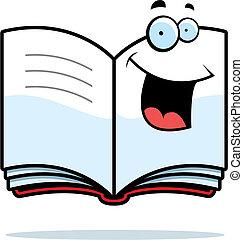 미소, 책