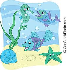 바다 세계