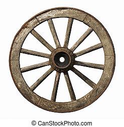 바퀴, 늙은