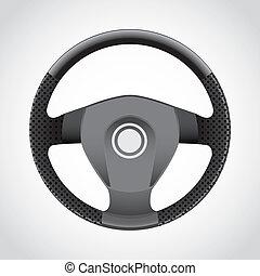 바퀴, 실감나는, -, 조타, 삽화