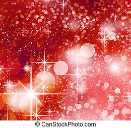 배경., 떼어내다, 휴일, 크리스마스, 직물