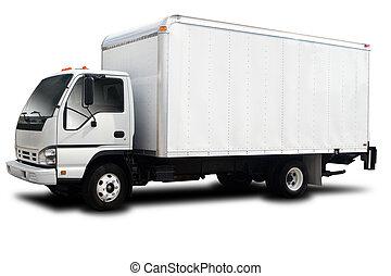배달 트럭
