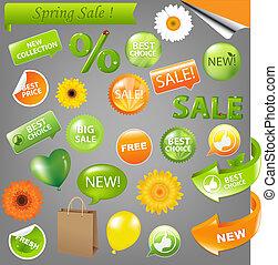 봄, 판매
