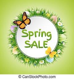 봄, 포스터