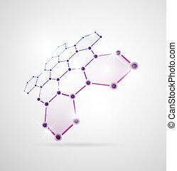 분자의 구조