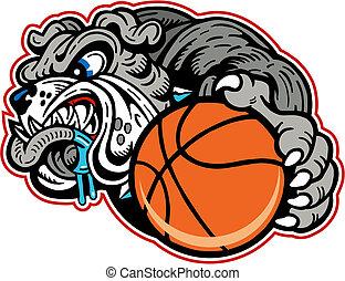불독, 농구