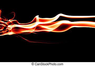 불, 은 타오른다