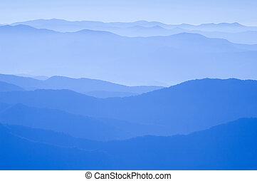 블루 리지 산맥