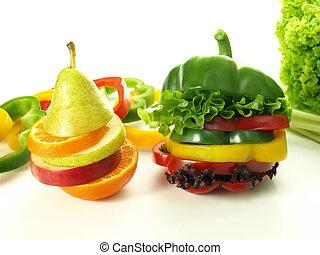 비타민, 다채로운