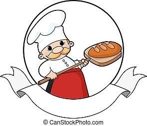 빵 굽는 사람, 기치, bread