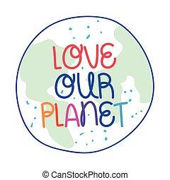 사랑, 우리, 행성, 원본