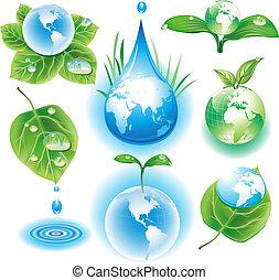 상징, 개념, 생태학