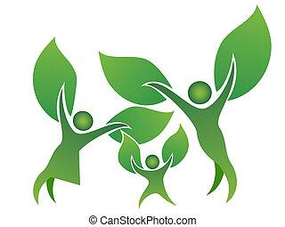 상징, 나무, 가족