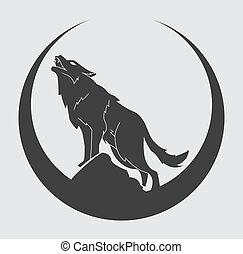 상징, 늑대
