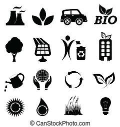 상징, 생태학, 관계가 있다