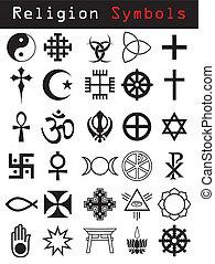 상징, 종교