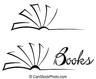 상징, 책