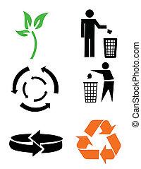 상징, 환경 보존