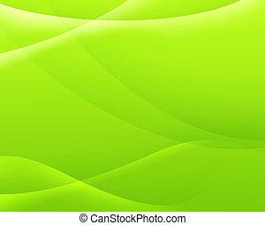 색, 떼어내다, 녹색의 배경