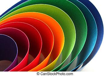 색, 호, 스펙트럼