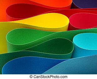 색, 호, 형성