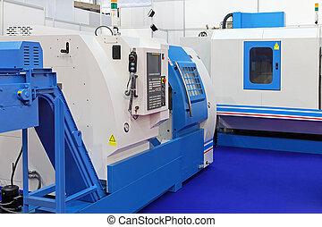생산, 기계