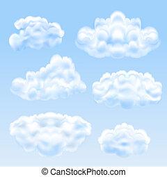 세트, 구름