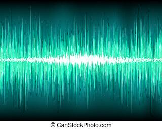소리, blue., 전류를 고주파로 변환시키는, eps, 파도, 8