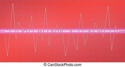 소리, modulation., 진폭, 네온, 떼어내다, 전류를 고주파로 변환시키는, 스펙트럼, 빛, 음악, analyzer., 배경, 파도, 백열, 기술, equalizer.