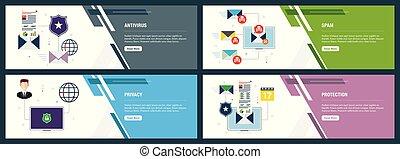 스팸, 블로킹, antivirus, 보호, 안전