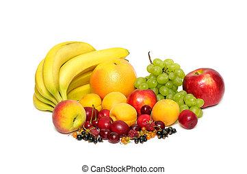 신선한 과일