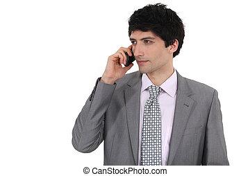 실업가, cellphone