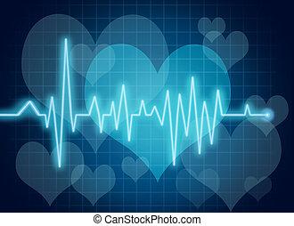 심장, 상징, 건강