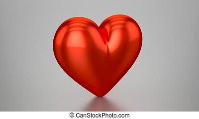 심장, (loopable), -, 생기, 빨강, 3차원