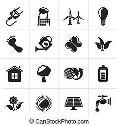 아이콘, 생태학, 환경