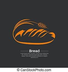 아이콘, bread