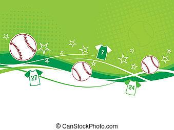 야구, 배경