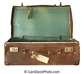 여행 가방, 열려라, 포도 수확