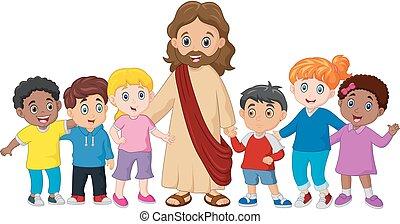 예수, 키드 구두, 그리스도
