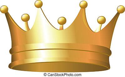 왕관, 금