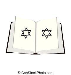 유태인, 성경, 별, 아이콘, david