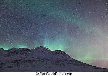 은 점화한다, borealis), (aurora, 북부 사투리