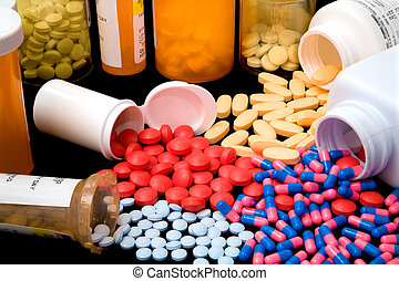 의약, 제품