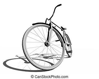 자전거, 고전
