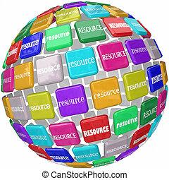 정보, 타일, 낱말, 기술, 지구, kn, 접근, 중요하다, 자원