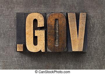 정부, 토지 소유권, 인터넷
