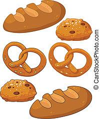 제품, bread