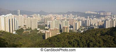 주거다, 건물, 홍콩