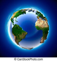 지구, 생태학