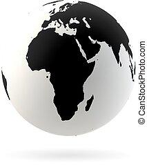 지구 지구, 상징